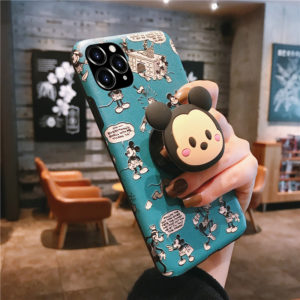 Ốp lưng iPhone Mickey và Minnie  Siêu Cute